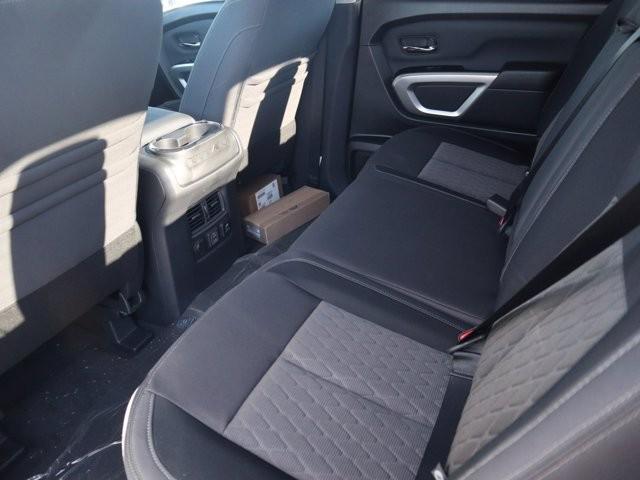 Nissan Titan 2021 price $45,219
