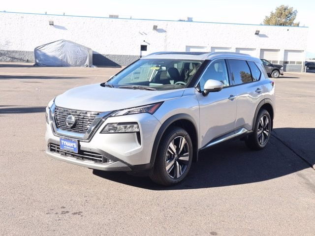 Nissan Rogue 2021 price $36,050