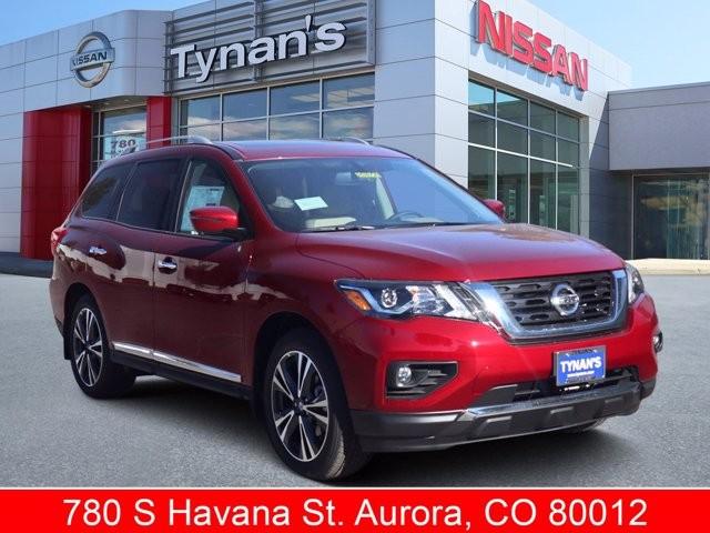 Nissan Pathfinder 2020 price $39,694