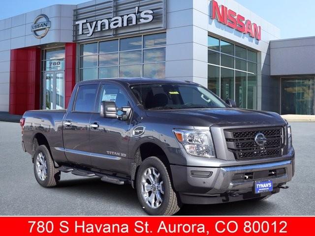 Nissan Titan XD 2021 price $46,974