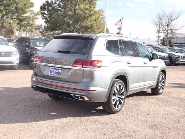 Volkswagen Atlas 2021 price $47,693