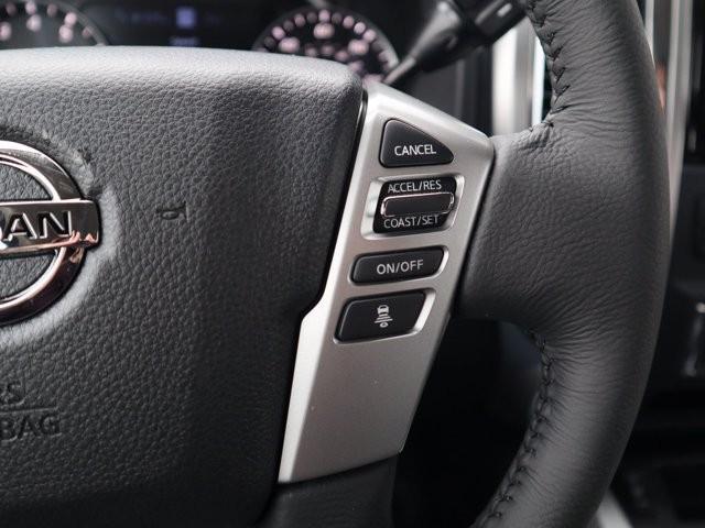 Nissan Titan 2021 price $44,983