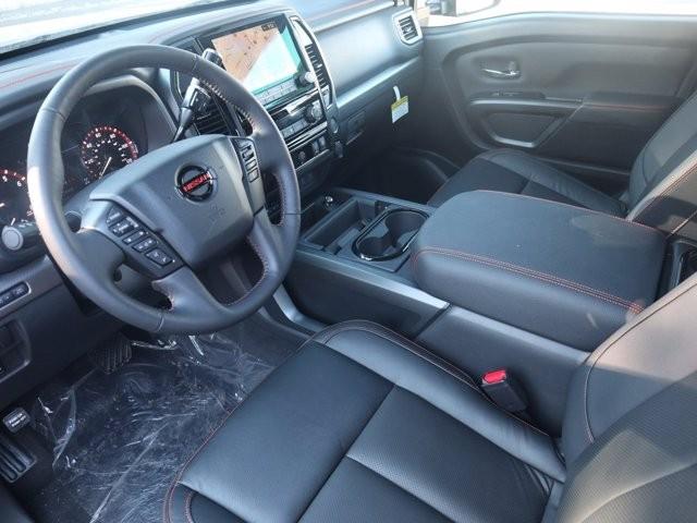 Nissan Titan 2021 price $52,367