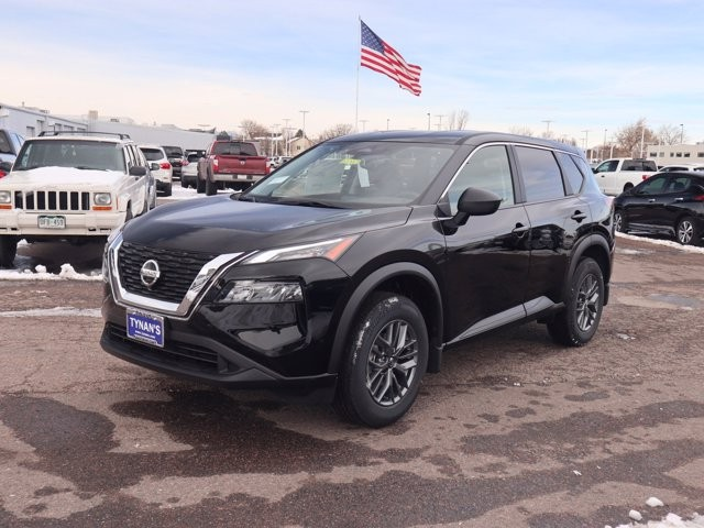 Nissan Rogue 2021 price $26,810