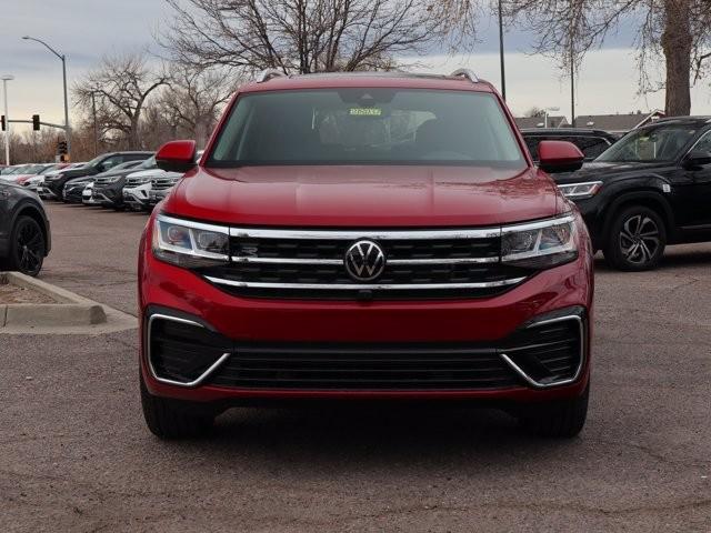 Volkswagen Atlas 2021 price $49,920