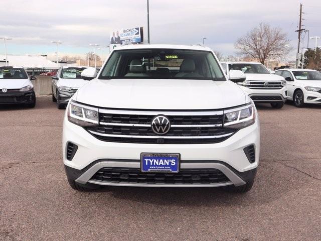 Volkswagen Atlas 2021 price $45,586