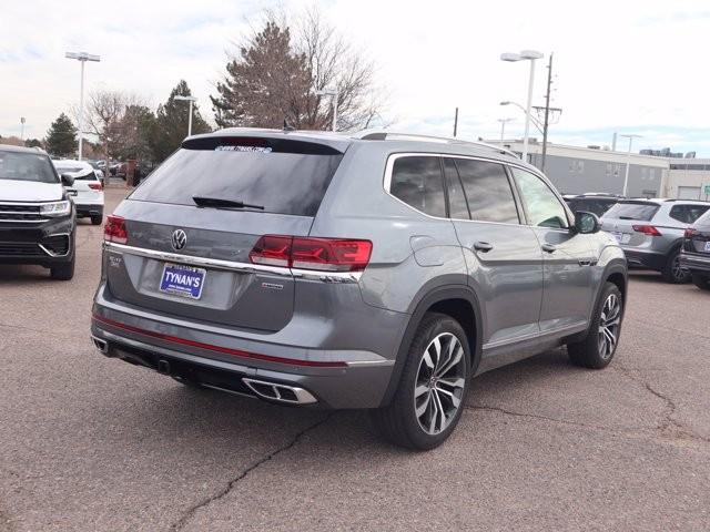 Volkswagen Atlas 2021 price $49,193