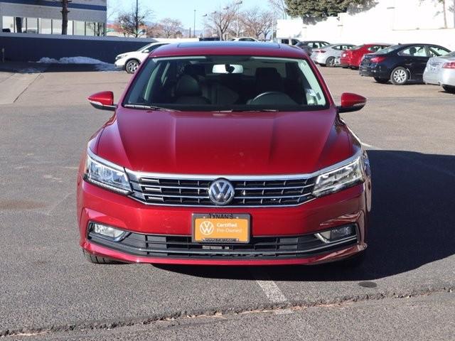 Volkswagen Passat 2018 price $18,400
