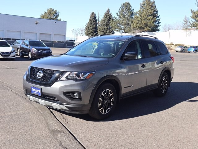 Nissan Pathfinder 2020 price $36,130