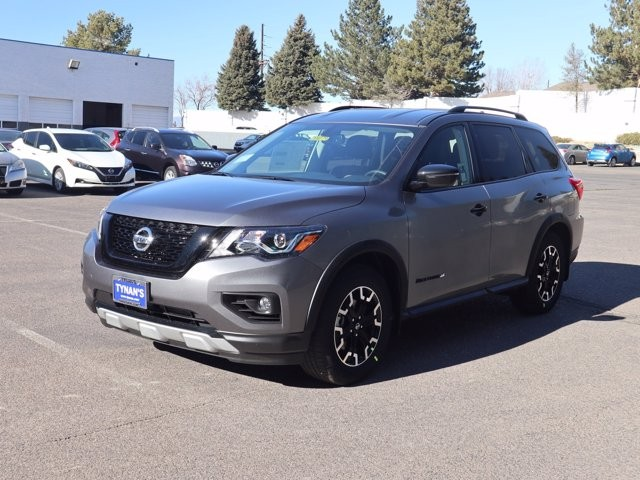 Nissan Pathfinder 2020 price $36,130