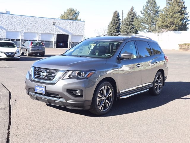 Nissan Pathfinder 2020 price $44,174