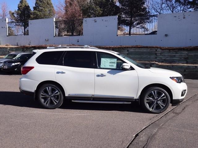 Nissan Pathfinder 2020 price $40,792