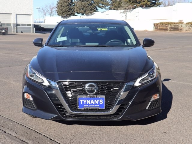 Nissan Altima 2021 price $23,556