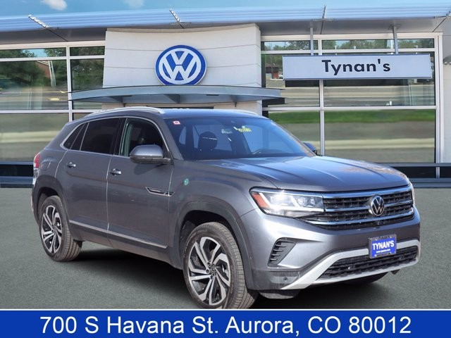 Volkswagen Atlas Cross Sport 2021 price $46,917