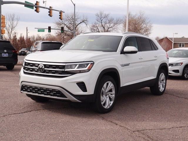 Volkswagen Atlas Cross Sport 2021 price $41,488