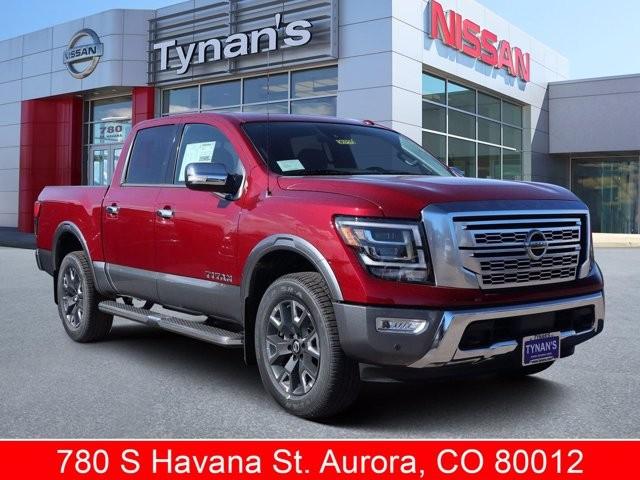 Nissan Titan 2021 price $55,175