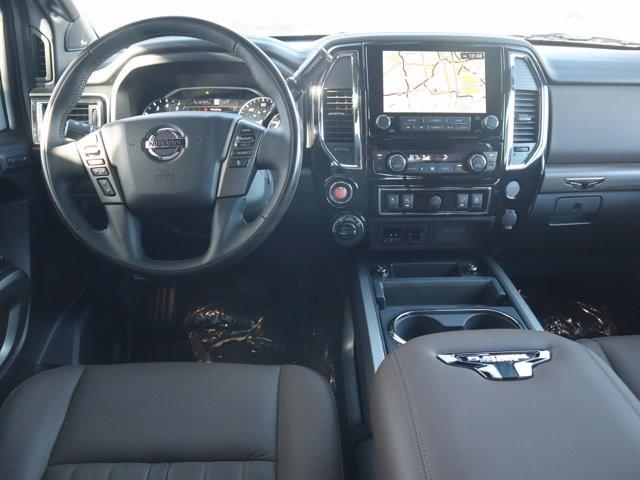 Nissan Titan 2021 price $54,839