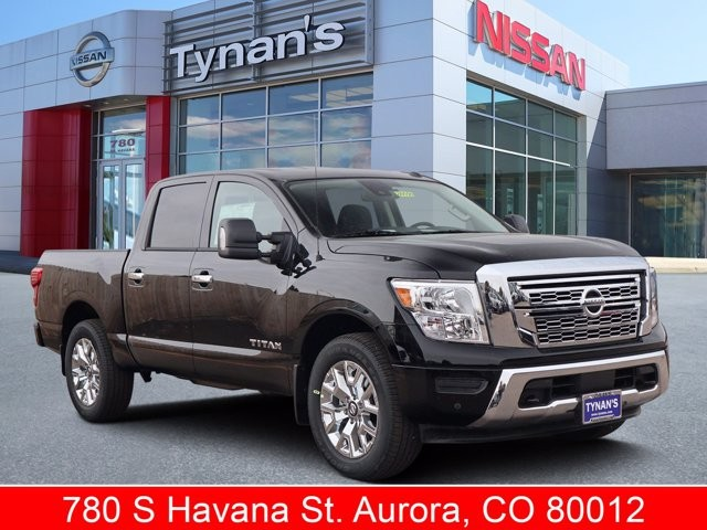 Nissan Titan 2021 price $43,949