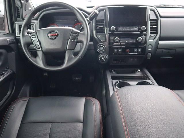 Nissan Titan 2020 price $59,790