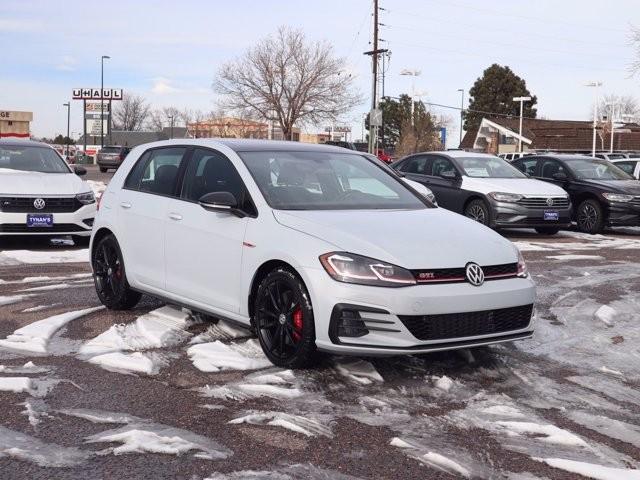 Volkswagen Golf GTI 2021 price $32,577