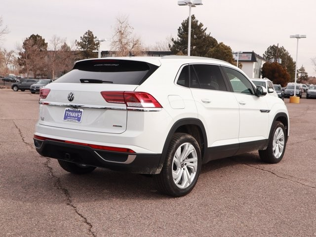 Volkswagen Atlas Cross Sport 2021 price $41,248