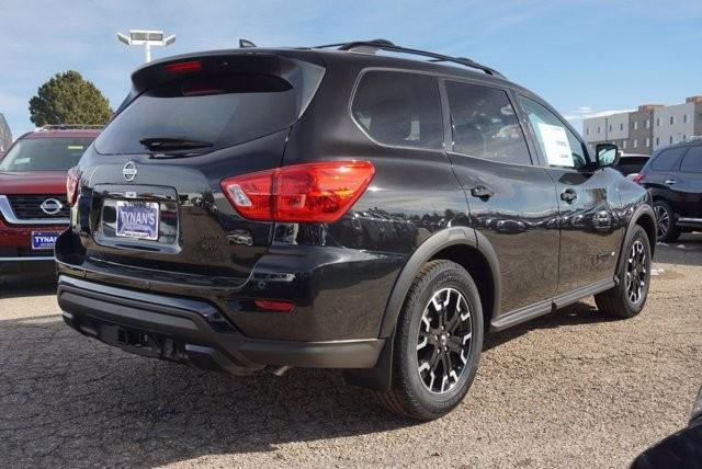 Nissan Pathfinder 2020 price $32,458