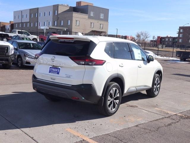 Nissan Rogue 2021 price $29,342