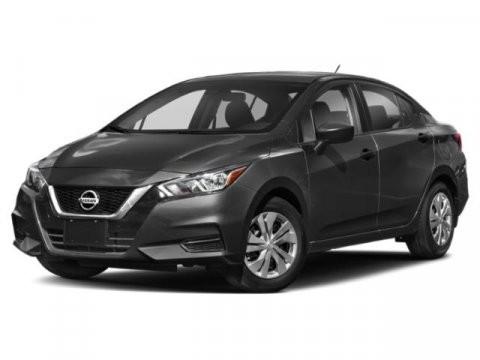 Nissan Versa 2021 price $16,945