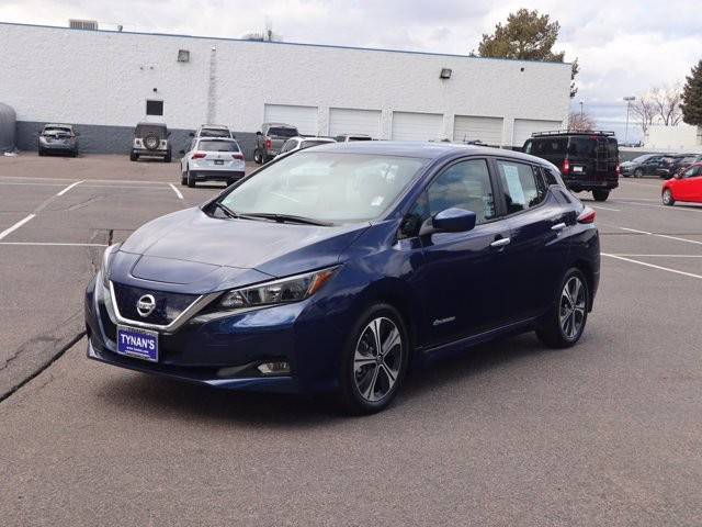 Nissan LEAF 2019 price Call for Pricing.