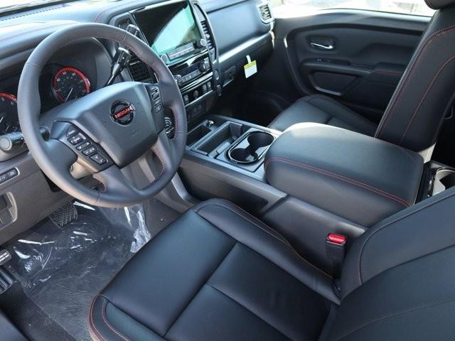 Nissan Titan 2021 price $54,540