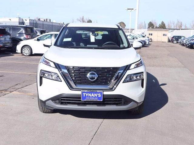 Nissan Rogue 2021 price $29,842