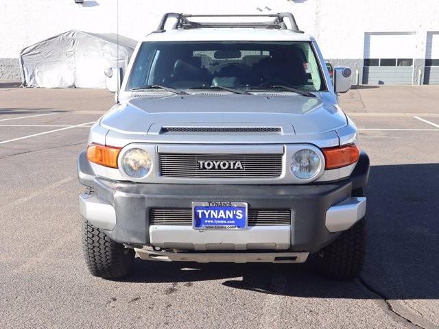 Toyota FJ Cruiser 2007 price $14,396