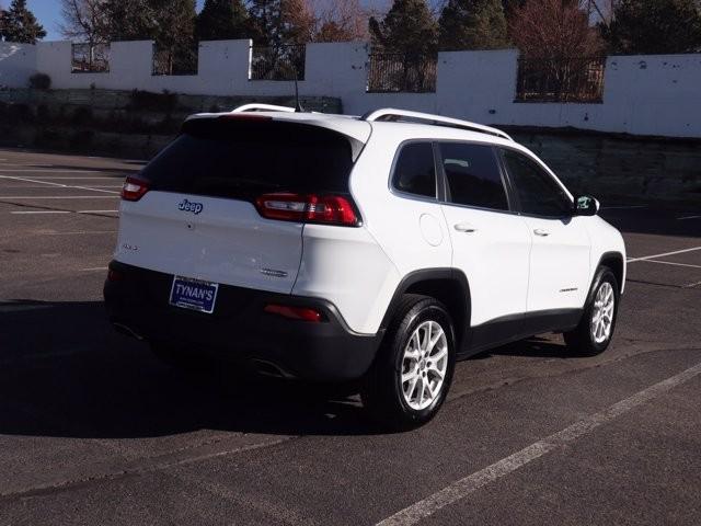 Jeep Cherokee 2018 price $22,896