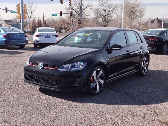 Volkswagen Golf GTI 2021 price $27,497