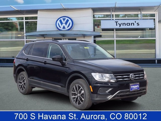 Volkswagen Tiguan 2021 price Call for Pricing.