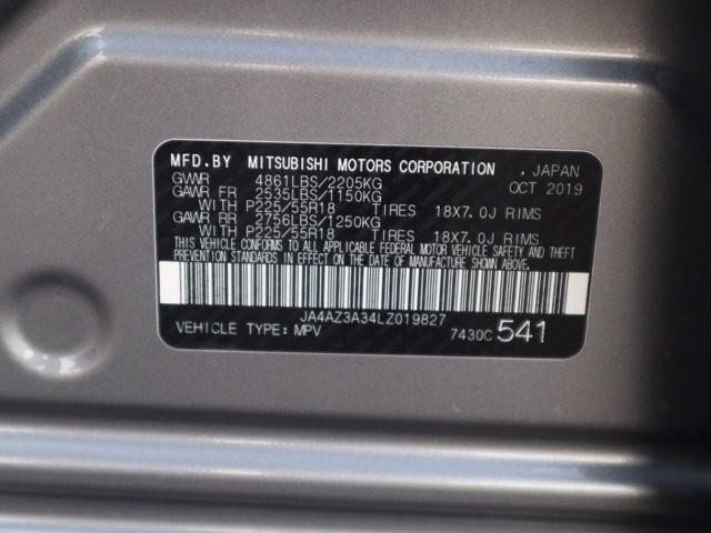 Mitsubishi Outlander 2020 price $19,894