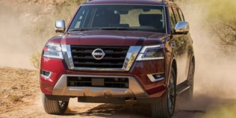 Nissan Armada 2021 price $54,807
