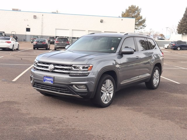Volkswagen Atlas 2019 price $35,894