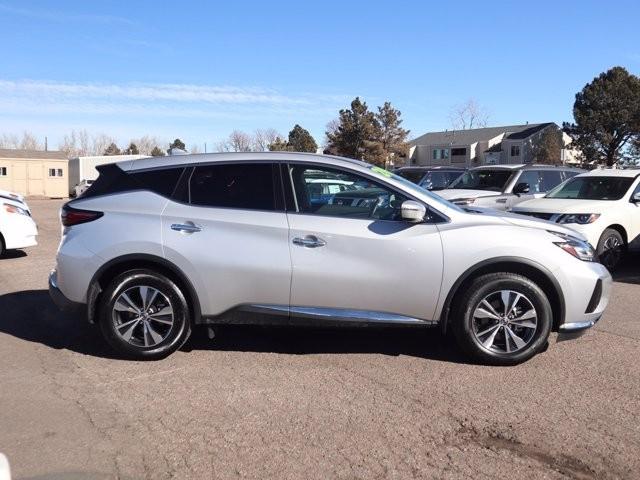 Nissan Murano 2020 price $23,896