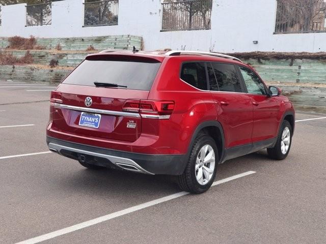 Volkswagen Atlas 2018 price $27,394