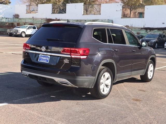 Volkswagen Atlas 2019 price $31,894