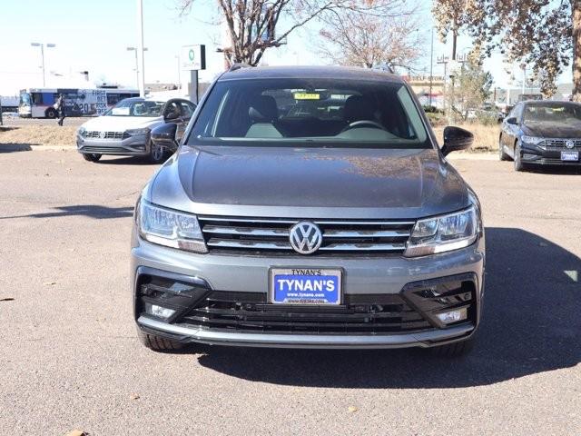 Volkswagen Tiguan 2021 price $31,776