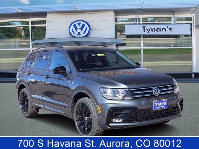 Volkswagen Tiguan 2021 price $31,214