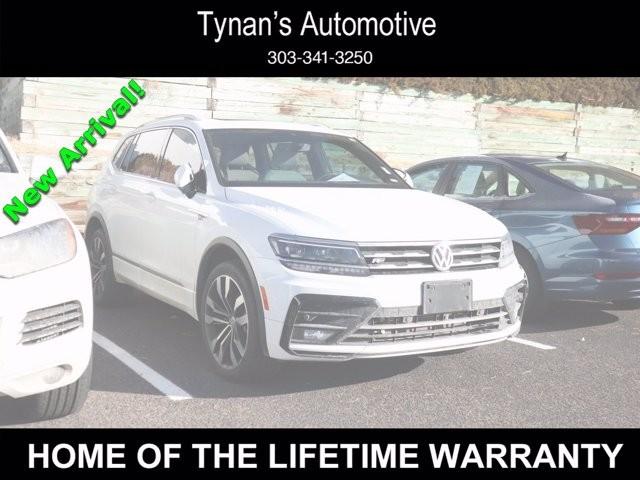 Volkswagen Tiguan 2020 price $32,892