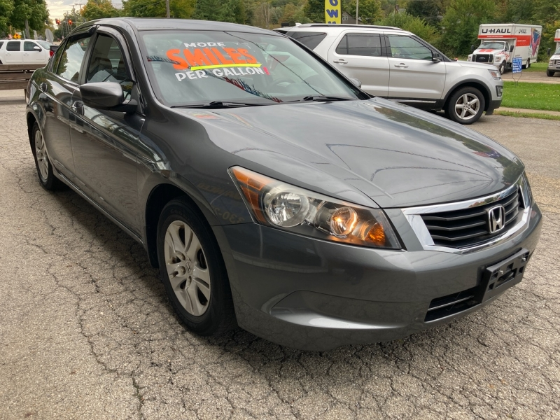 HONDA ACCORD 2009 price $7,980