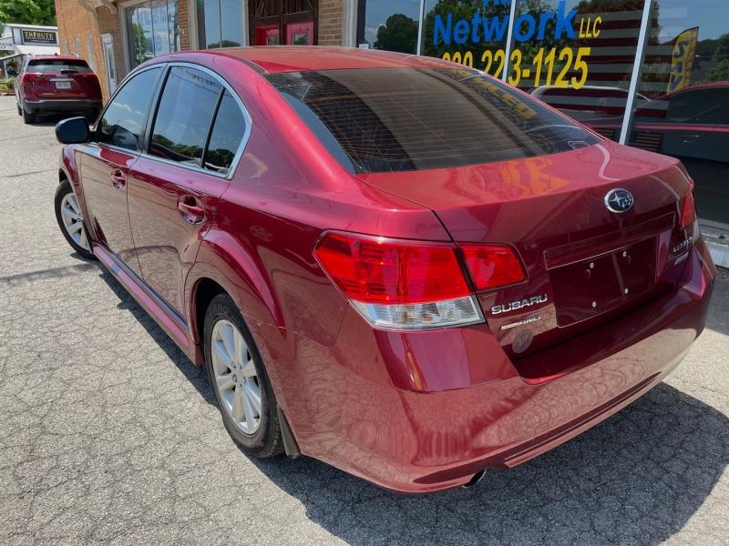 SUBARU LEGACY 2011 price $7,980
