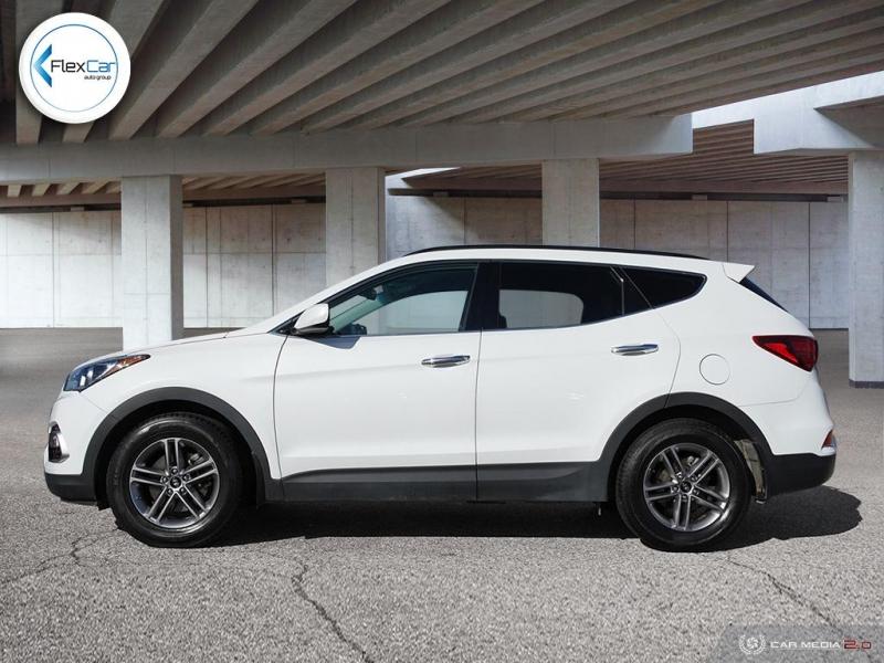 Hyundai Santa Fe Sport 2017 price $16,888