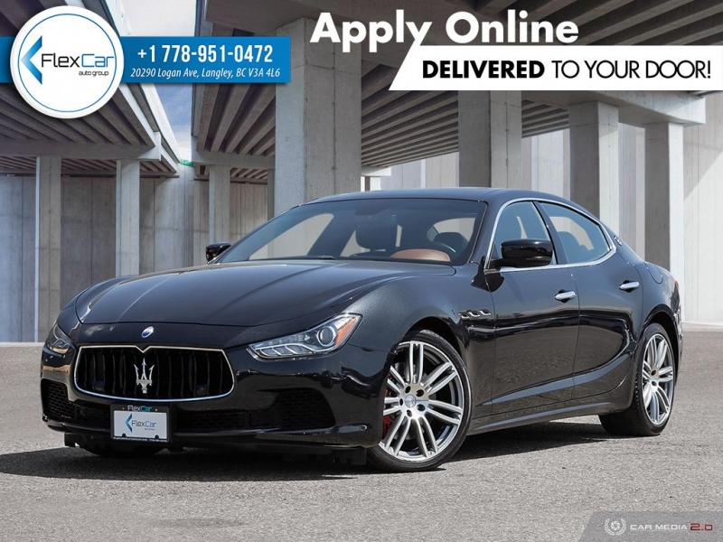 Maserati Ghibli 2016 price $34,888