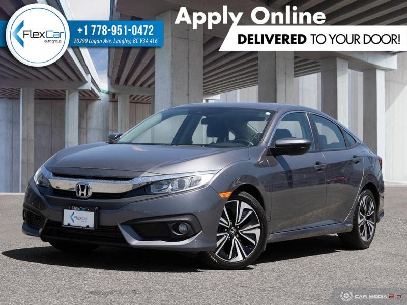 Honda Civic Sedan 2016 price $16,888