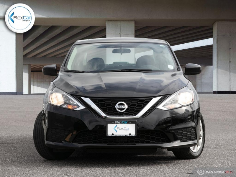 Nissan SENTRA 2017 price $13,388